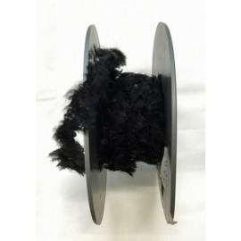 Passamaneria h.0,5cm, nero