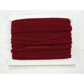 Passamaneria h.0,5 rosso