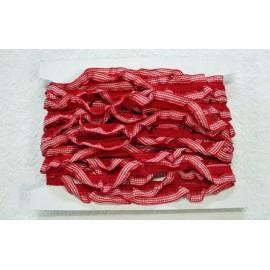 Passamaneria h. 3, rosso