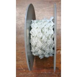 Passamaneria h 1 cm, bianco