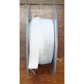 Passamaneria h 1.5 cm, bianco