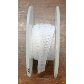 Passamaneria h 0.70 cm, bianco