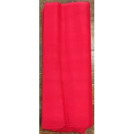 Tessuto Holliwood col. Rosso - h. 90 cm