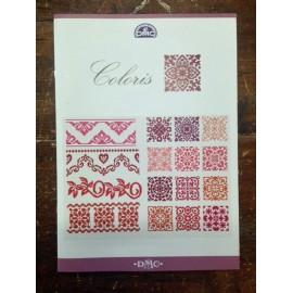 Libro punto croce DMC - Coloris geometri