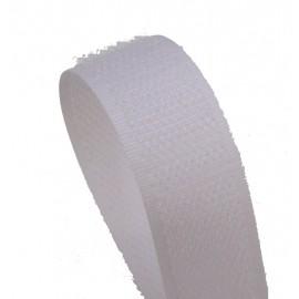 Velcro da cucire bianco 20 mm- maschio