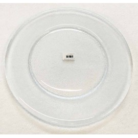 Base in vetro a forma tonda - cm 12 (circonferenza)