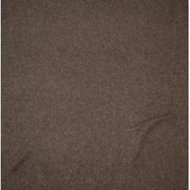 Tessuto di Pile a tinta unita - col. Marrone