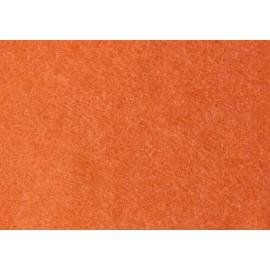 Feltro Grigna (spessore 2mm) Col. Arancio