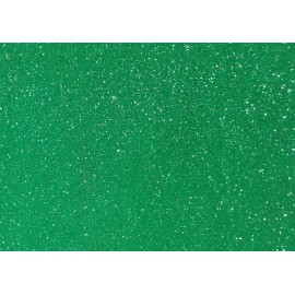 Feltro Asti metal - col. Verde