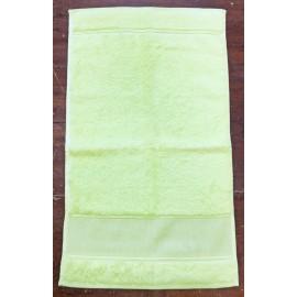 Asciugamano asilo col. Verde mela