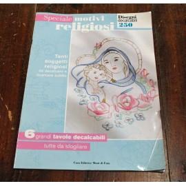 Book Decalcabili 250 - religious reasons