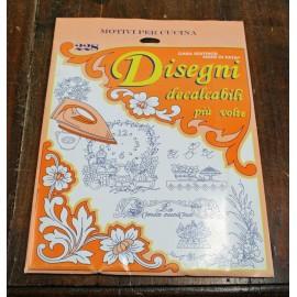 Libro Decalcabili 229 - Motivi per cucina