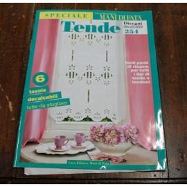 Libro Decalcabili 254 - Speciale tende