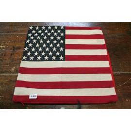 Cuscino gobeline bandiera americana