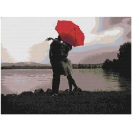 """Schema """"Amore rosso"""""""
