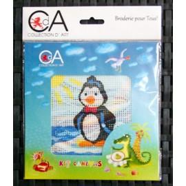 Kit Canovaccio Pinguino
