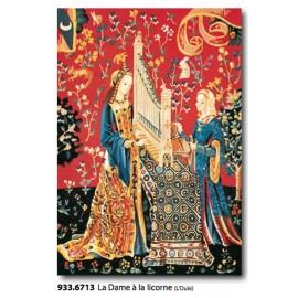 Canovaccio La Dame à la licorne art. 933.6713