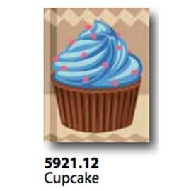 Kit Canovaccio Unifilo Cupcake art. 5291.112