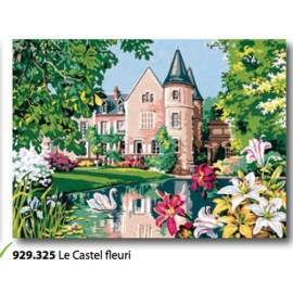 Canovaccio Le Castel fleuri art. 929.325