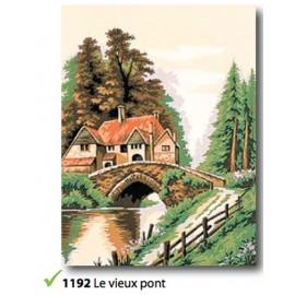 Canovaccio La vieux pont art. 153.1192