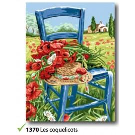 Canovaccio Le coquelicots art. 153.1370