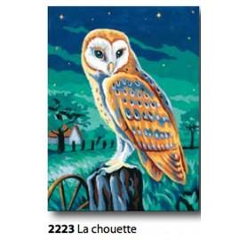 Canovaccio La chouette art. 72.223