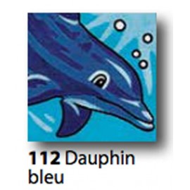 Kit Canovaccio Dauphin bleu art. 1435.112