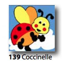 Kit Canovaccio Coccinelle art. 1435.139