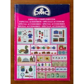 Libro punto croce DMC - Speciale accessori