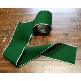 Bordo tela aida 55 fori h 8,5 cm - Col. Verde