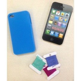 Cover Iphone 5 da ricamare - nero