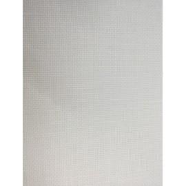 Puro lino, 12 fili - 30 count colore bianco