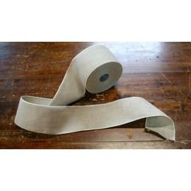 Bordo tela aida 55 fori h 10 cm - Col. Ecrù