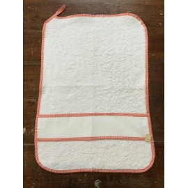 Asciugamano asilo arancione