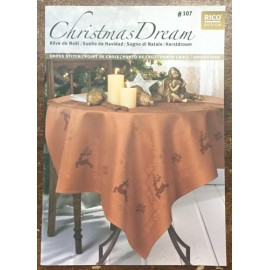 Libro punto croce Rico Design - N. 107