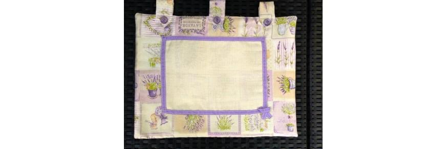 Copriforno embroidery