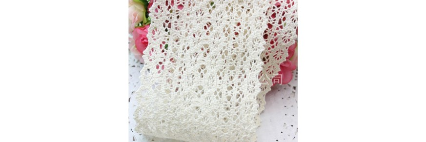Lace in cotton