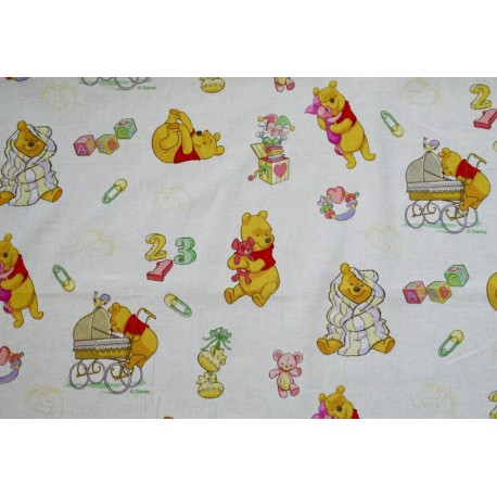 Fabric american - Winnie The Pooh