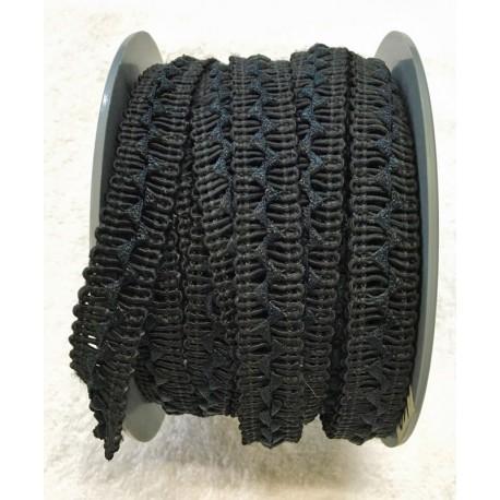 Trimmings h.2cm, black