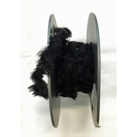Trimmings h.0.5 cm, black