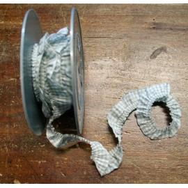 Trimmings h. 2 cm gray