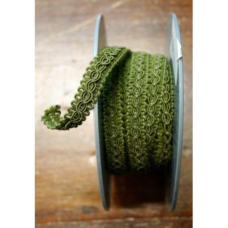 Passamaneria h.1, verde
