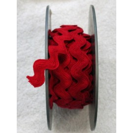 Trimmings 1,5 cm red