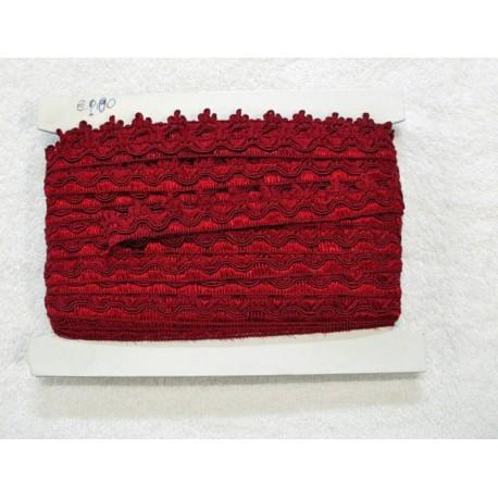 Passamaneria h.2 rosso