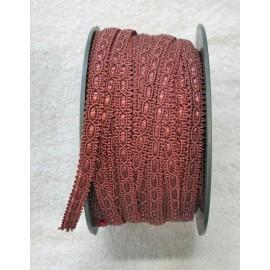 Passamaneria h 1 cm rosa antico