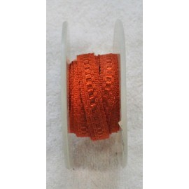 Braid h 1 cm, orange
