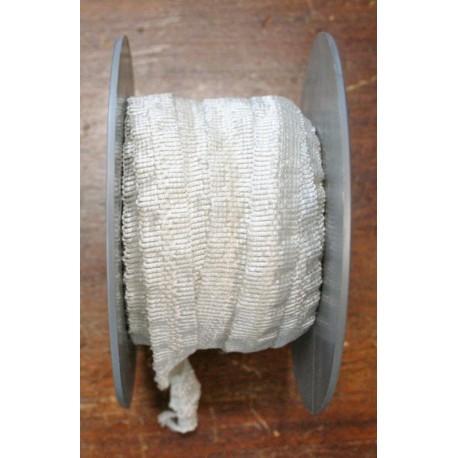 Passamaneria h 1.50 cm, avorio perlato