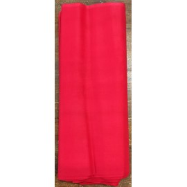 Fabric Hollywood with. Red - h. 90 cm