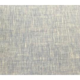Pure linen Venice - col. Blue