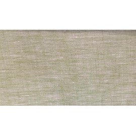 Pure linen Venice - col. Light green